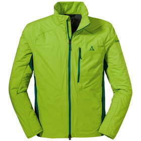Schöffel La Noire Hybrid Jacket Men, lime green